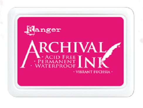 Archival Ink™ Pads Vibrant Fuchsia - AIP52524