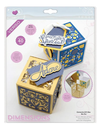 Elements Gift Box Die Set