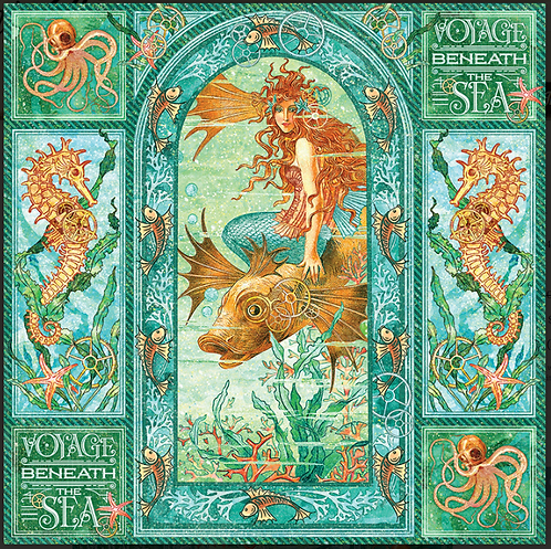 Voyage Beneath the Sea 8x8 Paper Pack (Limited Edition)