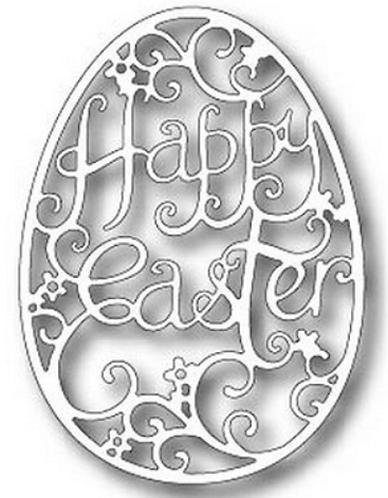 Tutti Designs - Happy Easter Egg Die