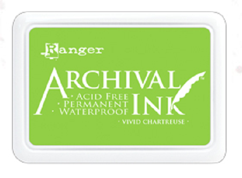 Archival Ink™ Pads Vivid Chartreuse - AIP52531