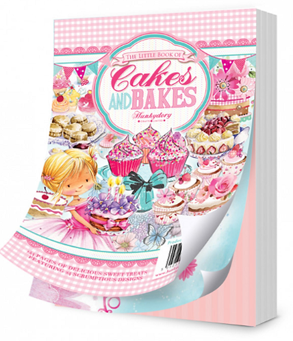 HunkyDory - The Little Book of Cakes and Bakes