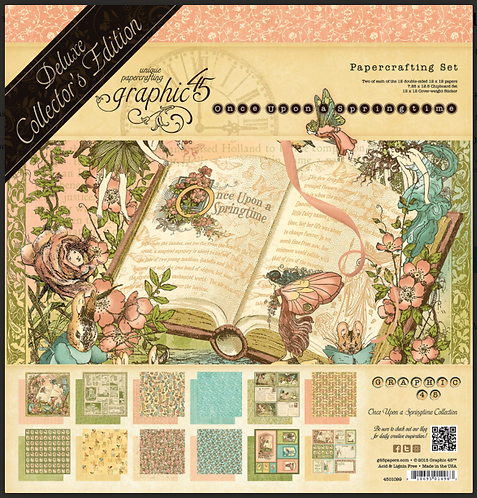 Once Upon A Springtime-Deluxe Collector's Edition