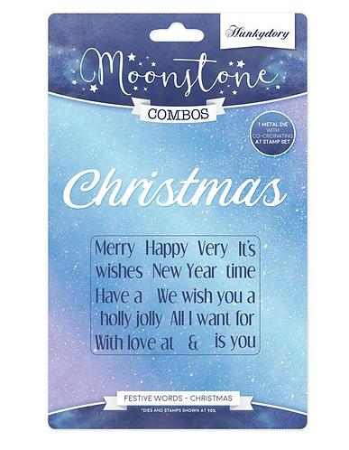 Festive Words - Christmas