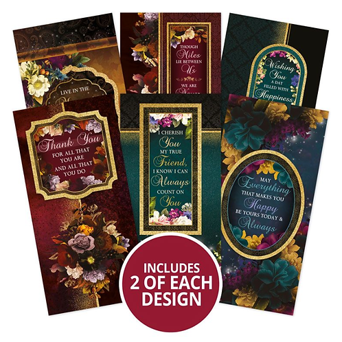 Midnight Botanica DL Topper Panels Special Price