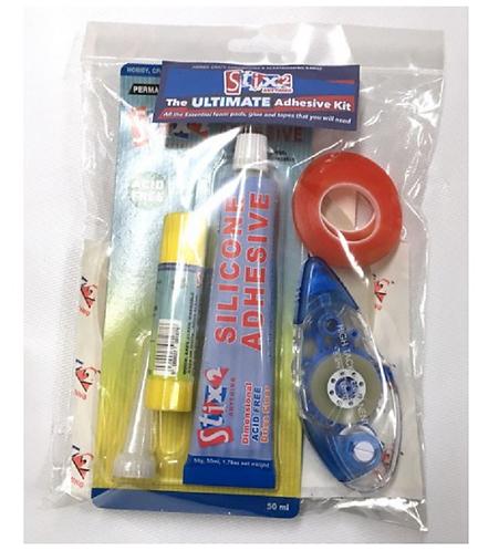Essential Adhesive Kit