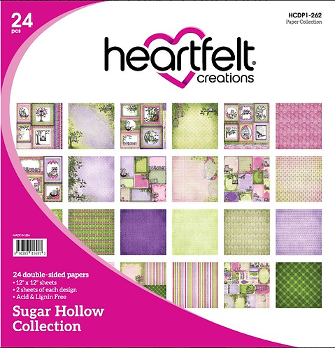 Sugar Hollow Paper Collection