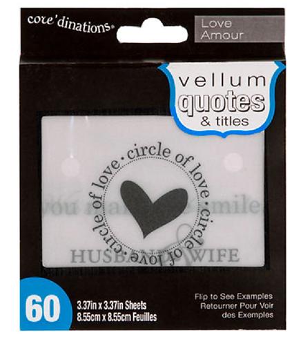 Vellum Quotes - Love