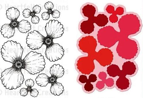 Blazing Poppy Petals