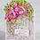 Thumbnail: Sweet Magnolia Buds Cling Stamp Set