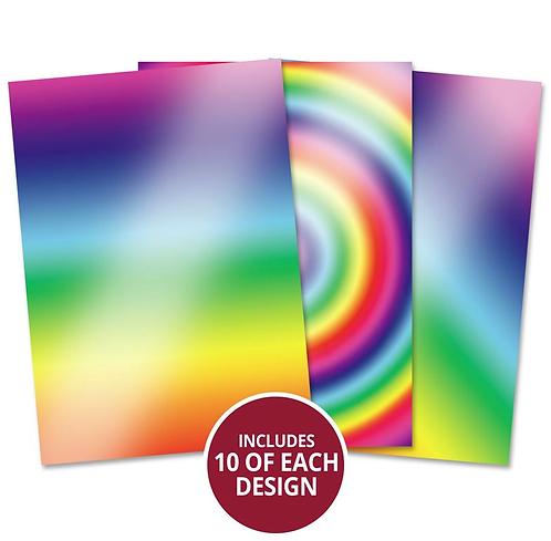 Mirri Card Essentials - Rainbow Radiance Assortment