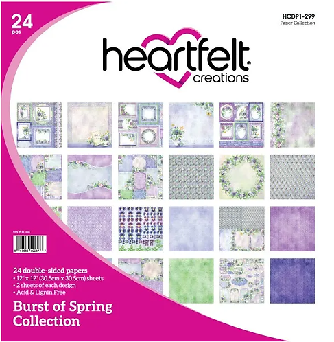 Burst of Spring Collection