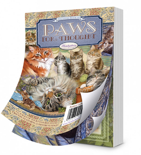 HunkyDory - The Little Book of Paws for Thought
