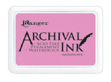 Archival Ink™ Pads Magenta Hue - AIP30614