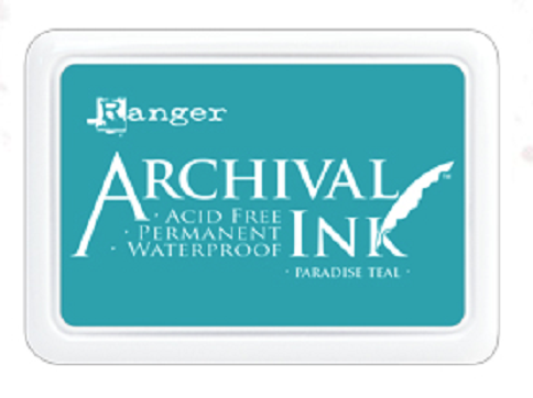 Archival Ink™ Pads Paradise Teal - AIP52500
