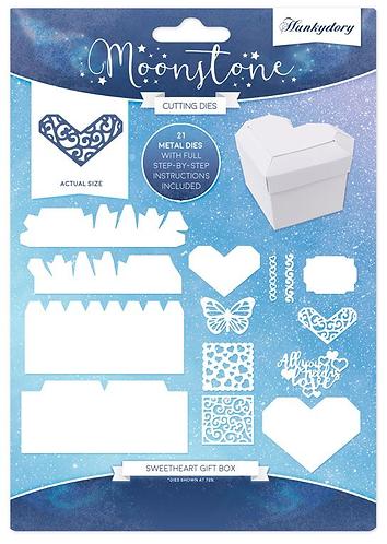 Sweetheart Gift Box Moonstone Die Set