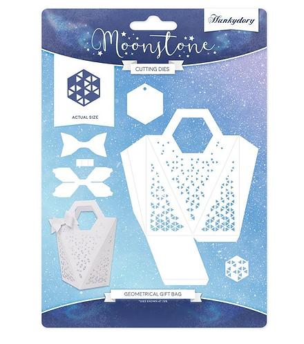 Geometrical Gift Bag Moonstone Die Set