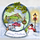 Thumbnail: Festive Winterscapes Collection - Starry Night Winterscapes Die