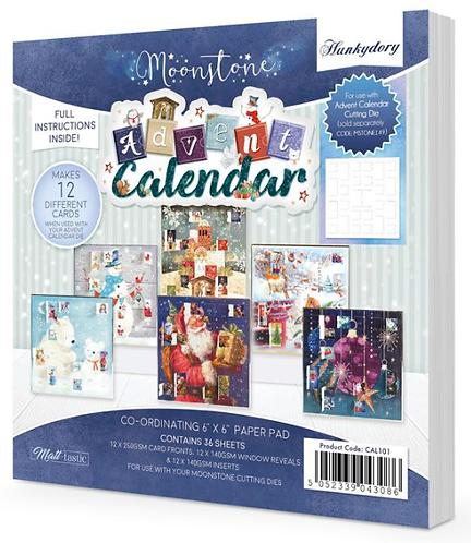 Advent Calendar - Paper Pad