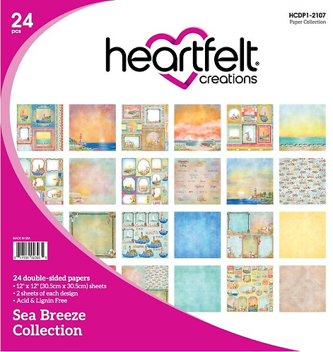 Sea Breeze Paper Collection