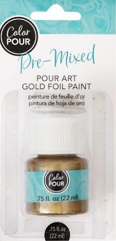 Foil Paint – Gold