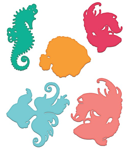 Under the Sea Collection - Under The Sea Dies
