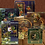 Thumbnail: Return to Midnight Garden Topper Collection
