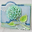 Thumbnail: Cottage Garden Hydrangea Cling Stamp Set