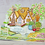 Thumbnail: Countryside Cottage Cling Stamp Set