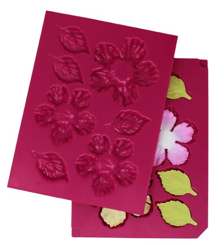 3D Wild Rose - Large Shaping Mold