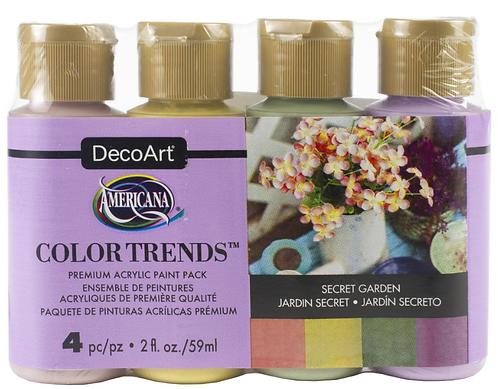 Color Trends - Secret Garden