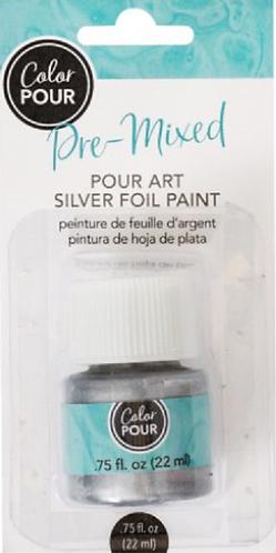 Foil Paint –Silver