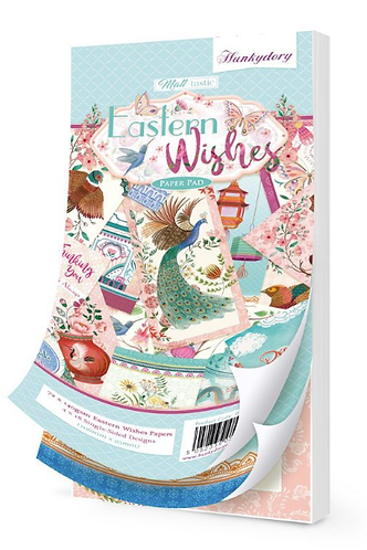 Eastern Wishes DL Paper Pad