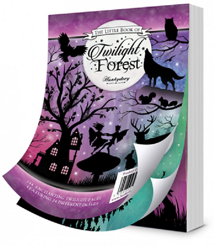 HunkyDory - The Little Book of Twilight Forest