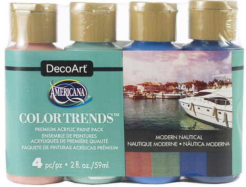 Color Trends -Modern Nautical