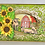 Thumbnail: Happy Meadows Cling Stamp Set