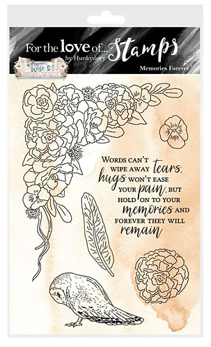 Memories Forever A6 Stamp Set
