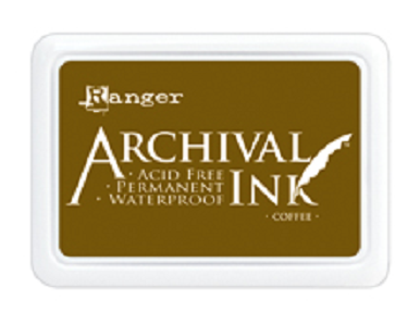 Archival Ink™ Pads Coffee - AIP31451