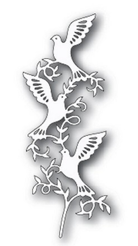 Tutti Designs - Doves Branch Die