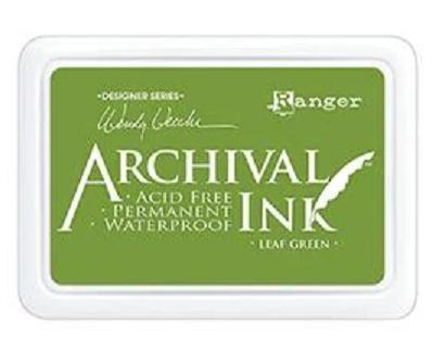 Archival Ink™ Pad Leaf Green - AID41436 WV