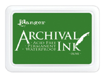 Archival Ink™ Pads Olive - AIP31482