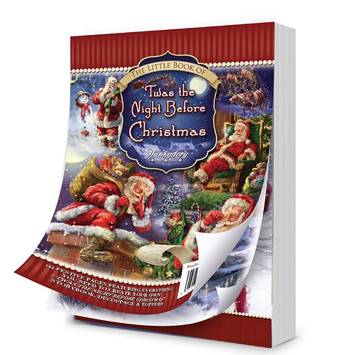 The Little Book of 'Twas The Night Before Christmas