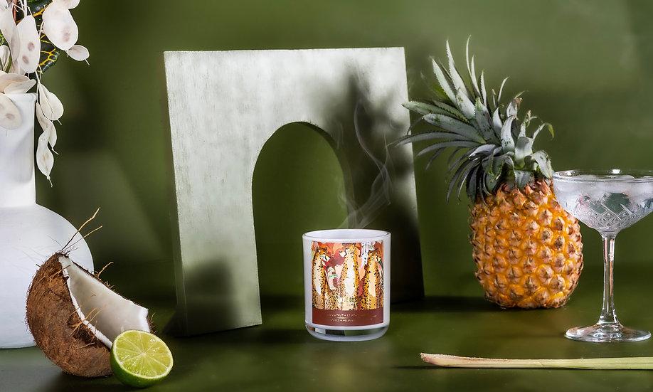 COCONUT & LEMONGRASS ARTIST SERIES CANDLE
