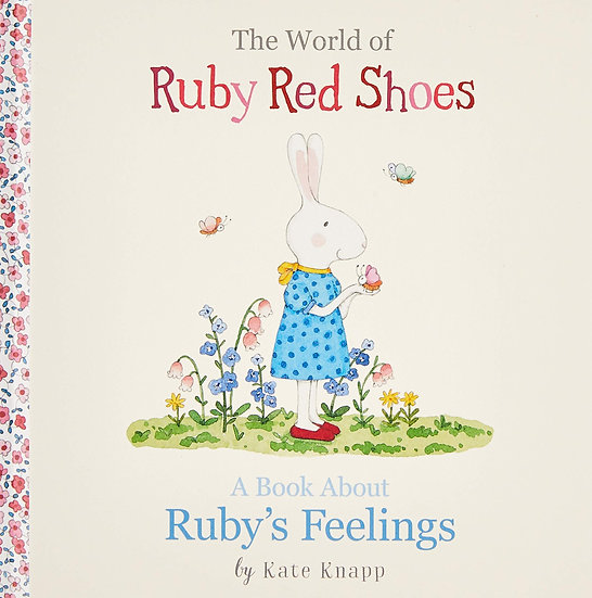 A BOOK ABOUT RUBY'S FEELINGS