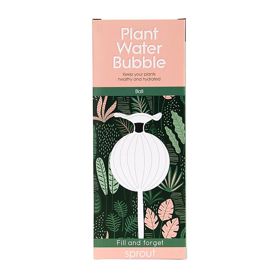 PLANT WATER BUBBLE - BALL