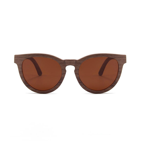 HAZEL WOOD SUNGLASSES