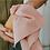 Thumbnail: STONEWASHED TEA TOWEL - PINK