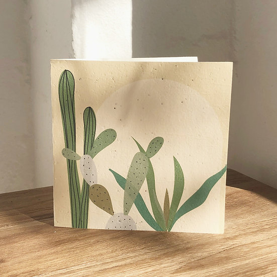 PLANTABLE CARD - ORGEGANO