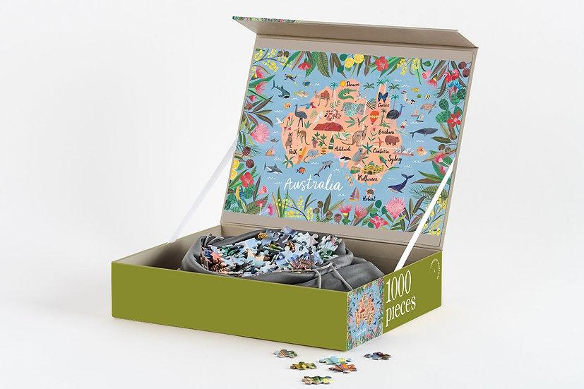1000 PIECE PUZZLE - AUSTRALIA EDITION
