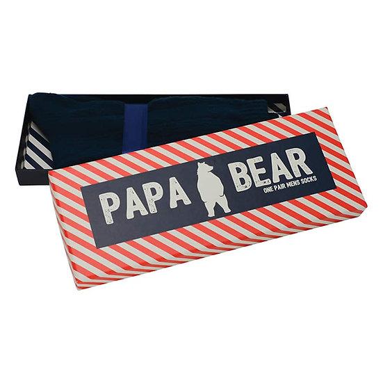 PAPA BEAR SOCKS